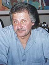 Pete Best as he appeared in the summer of 2000
