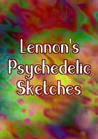 Lennon's Psychedelic Sketches Found